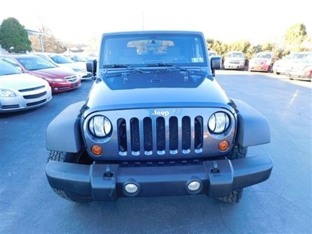 2008 Jeep Wrangler X Ephrata, PA 8