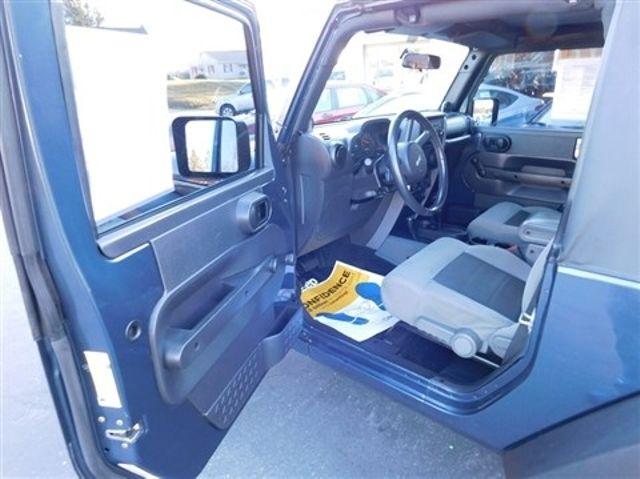 2008 Jeep Wrangler X Ephrata, PA 9