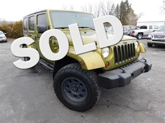 2008 Jeep Wrangler Unlimited Sahara Ephrata, PA