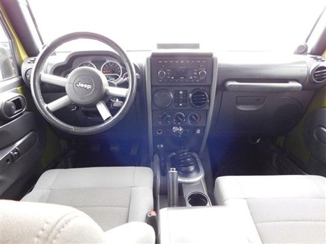 2008 Jeep Wrangler Unlimited Sahara Ephrata, PA 10