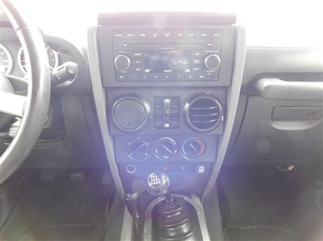 2008 Jeep Wrangler Unlimited Sahara Ephrata, PA 11