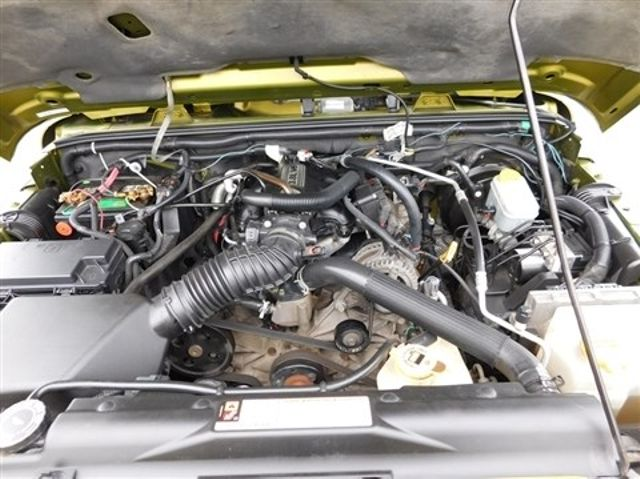 2008 Jeep Wrangler Unlimited Sahara Ephrata, PA 19