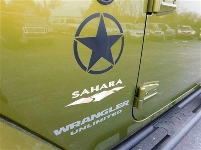 2008 Jeep Wrangler Unlimited Sahara Ephrata, PA 24