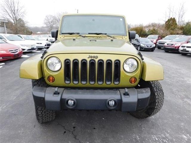 2008 Jeep Wrangler Unlimited Sahara Ephrata, PA 8