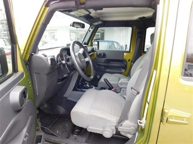 2008 Jeep Wrangler Unlimited Sahara Ephrata, PA 9