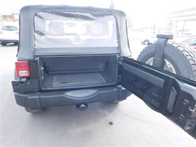 2008 Jeep Wrangler X Ephrata, PA 14