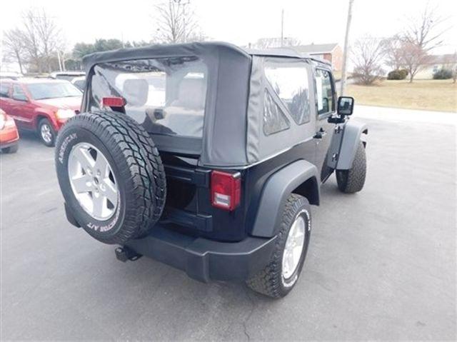 2008 Jeep Wrangler X Ephrata, PA 3