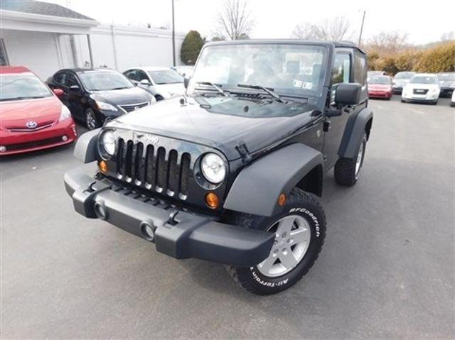 2008 Jeep Wrangler X Ephrata, PA 7