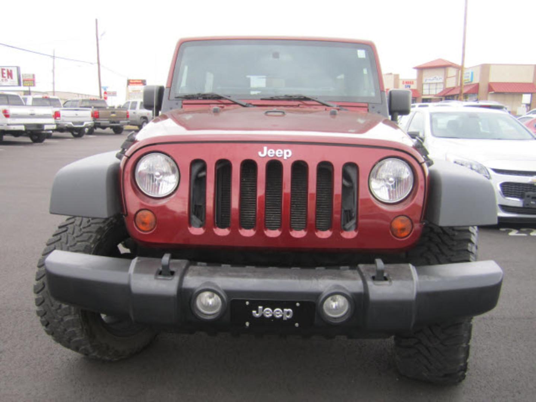 2008 Jeep Wrangler Unlimited Rubicon Fort Smith Ar Breeden