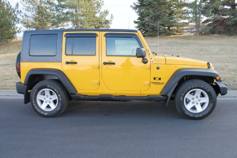 2008 Jeep Wrangler Unlimited X  city MT  Bleskin Motor Company   in Great Falls, MT