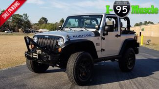 2008 Jeep Wrangler in Hope Mills, NC