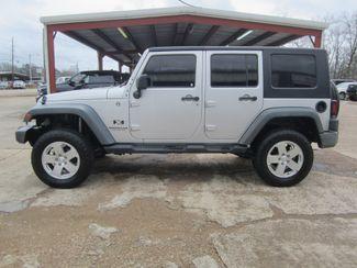 2008 Jeep Wrangler Unlimited X Houston, Mississippi 2