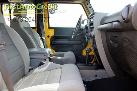 2008 Jeep Wrangler Unlimited X   Jackson , MO   First Auto Credit in Jackson , MO