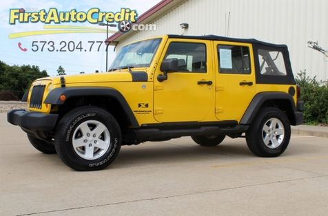2008 Jeep Wrangler Unlimited X | Jackson , MO | First Auto Credit in Jackson , MO