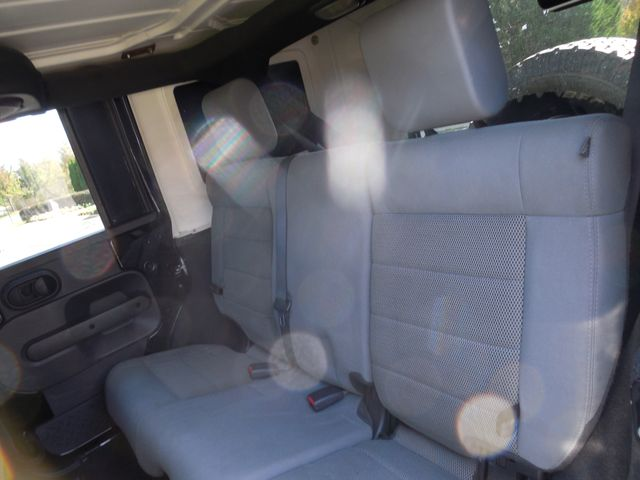 2008 Jeep Wrangler Unlimited Sahara Lifted/W Winch Leesburg, Virginia 26
