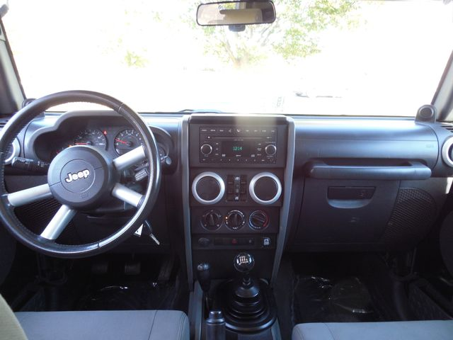 2008 Jeep Wrangler Unlimited Sahara Lifted/W Winch Leesburg, Virginia 32