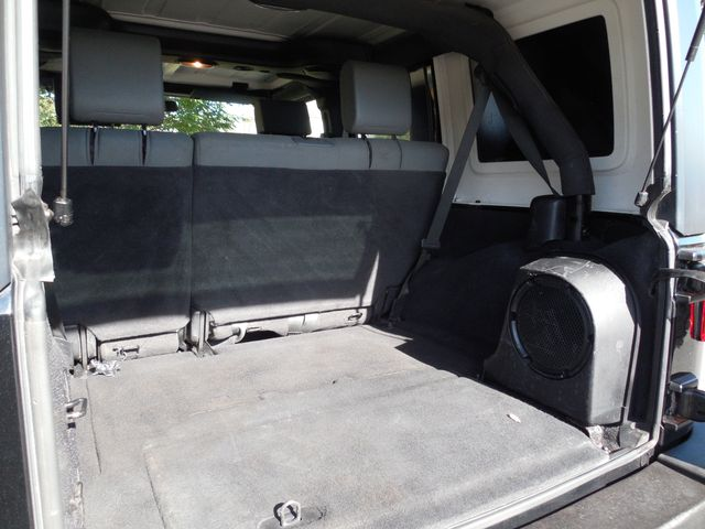 2008 Jeep Wrangler Unlimited Sahara Lifted/W Winch Leesburg, Virginia 36