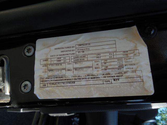 2008 Jeep Wrangler Unlimited Sahara Lifted/W Winch Leesburg, Virginia 52