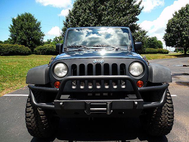 2008 Jeep Wrangler Unlimited X Leesburg, Virginia 6
