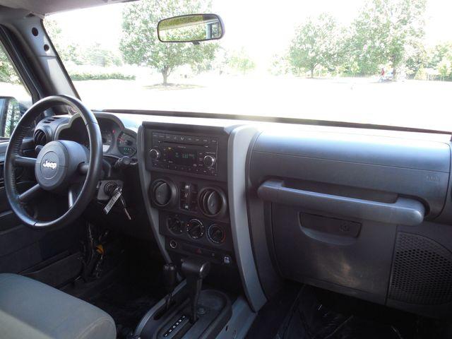 2008 Jeep Wrangler Unlimited X Leesburg, Virginia 15