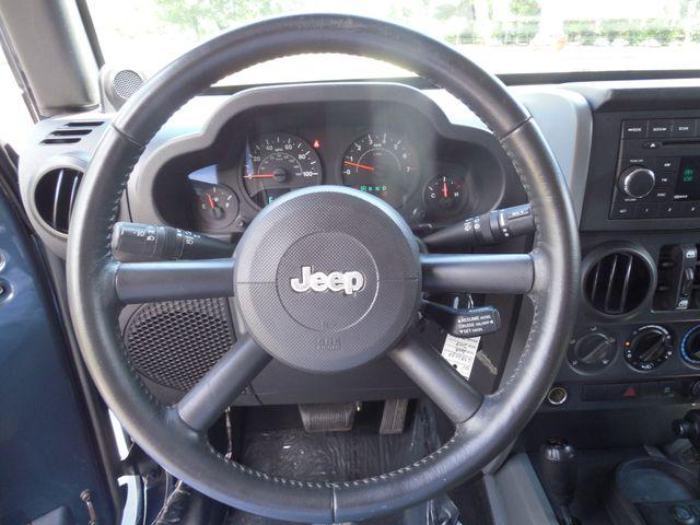 2008 Jeep Wrangler Unlimited X Leesburg, Virginia 11