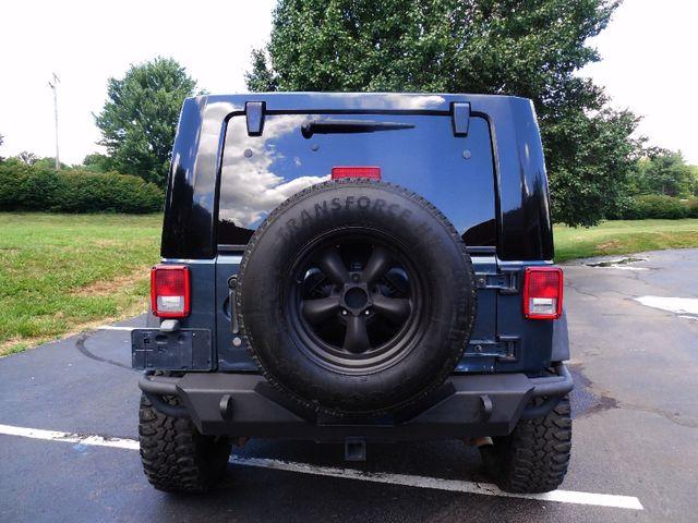 2008 Jeep Wrangler Unlimited X Leesburg, Virginia 7