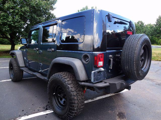 2008 Jeep Wrangler Unlimited X Leesburg, Virginia 3