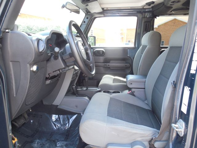 2008 Jeep Wrangler Unlimited X Leesburg, Virginia 9