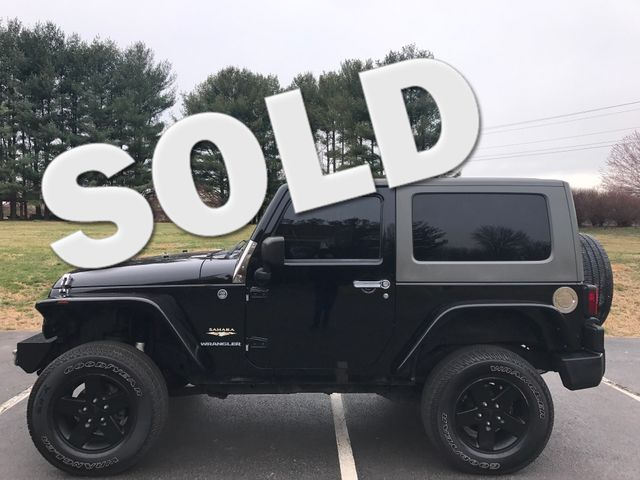 2008 Jeep Wrangler Sahara Leesburg, Virginia 0