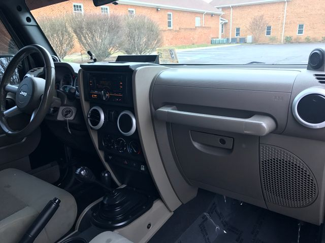 2008 Jeep Wrangler Sahara Leesburg, Virginia 11