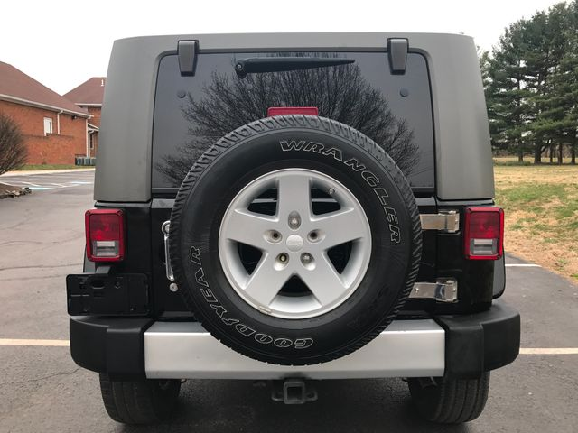 2008 Jeep Wrangler Sahara Leesburg, Virginia 3