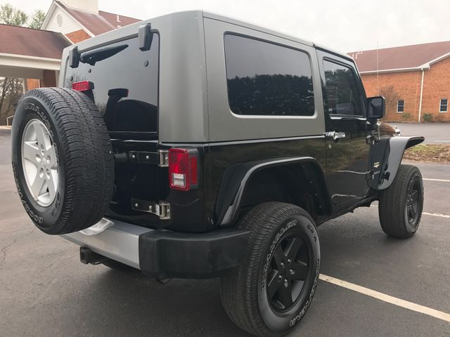 2008 Jeep Wrangler Sahara Leesburg, Virginia 4