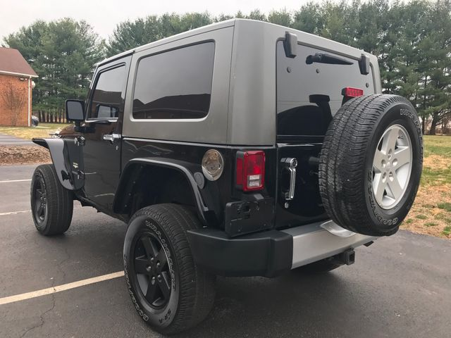 2008 Jeep Wrangler Sahara Leesburg, Virginia 5