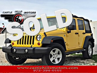2008 Jeep Wrangler in Lewisville Texas
