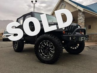 2008 Jeep Wrangler Rubicon LINDON, UT