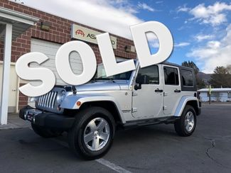2008 Jeep Wrangler Unlimited Sahara LINDON, UT