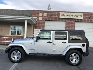 2008 Jeep Wrangler Unlimited Sahara LINDON, UT 1