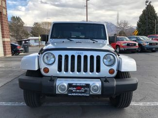 2008 Jeep Wrangler Unlimited Sahara LINDON, UT 4