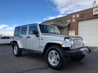 2008 Jeep Wrangler Unlimited Sahara LINDON, UT 5