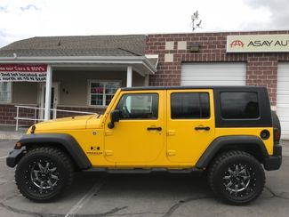 2008 Jeep Wrangler Unlimited X LINDON, UT 2