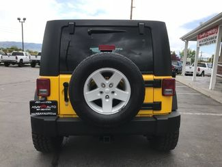 2008 Jeep Wrangler Unlimited X LINDON, UT 4