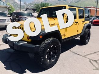 2008 Jeep Wrangler Unlimited Rubicon LINDON, UT