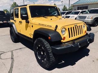 2008 Jeep Wrangler Unlimited Rubicon LINDON, UT 6