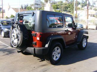 2008 Jeep Wrangler X Los Angeles, CA 5