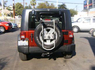 2008 Jeep Wrangler X Los Angeles, CA 9