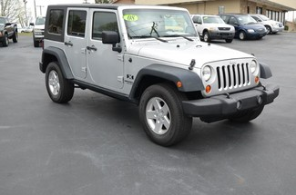 2008 Jeep Wrangler in Maryville, TN