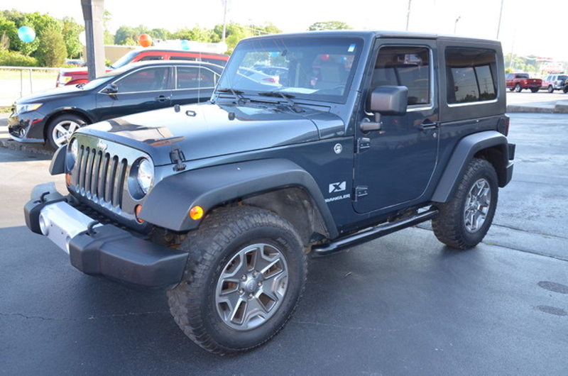 2008 Jeep Wrangler X  in Maryville, TN