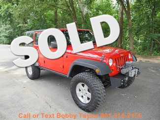 2008 Jeep Wrangler Unlimited Rubicon in Memphis Tennessee