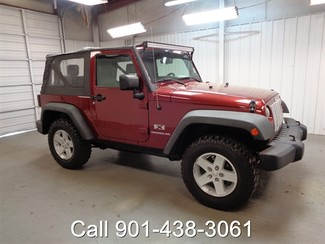 2008 Jeep Wrangler X in  Tennessee