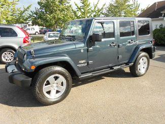 2008 Jeep Wrangler Unlimited Sahara Memphis, Tennessee 21